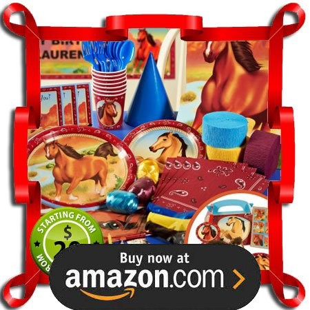 Horse Party Supplies