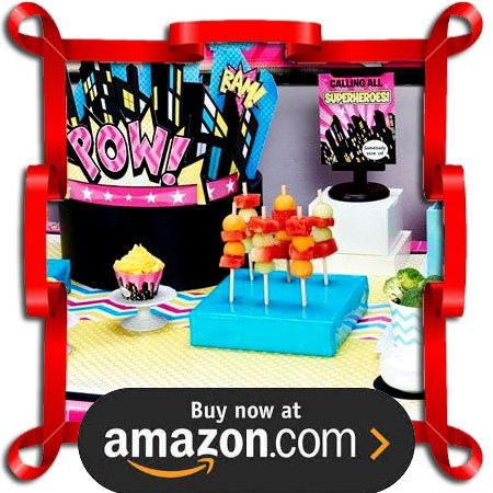 Superhero Girl Party Supplies