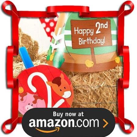 Barnyard 2nd Party Supplies