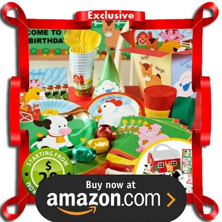 Barnyard Party Supplies