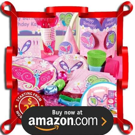 Butterflies Party Supplies