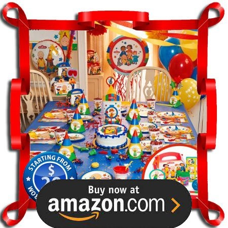 Caillou Party Supplies