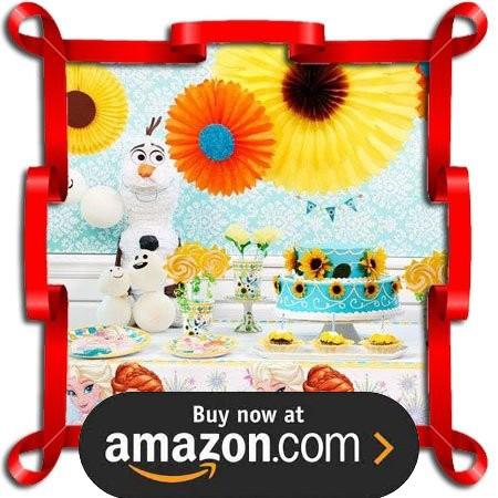Disney Frozen Fever Party Supplies