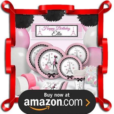 Fashionista Party Supplies