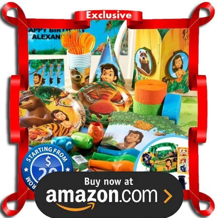 Jungle Book Party Supplies