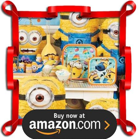 Minions Despicable Me Party Supplies