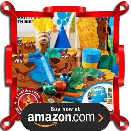 Scooby-Doo Party Supplies