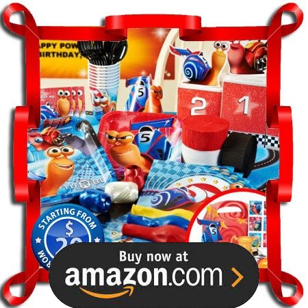 Turbo Party Supplies