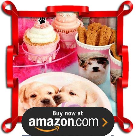 rachaelhale Glamour Dogs Party Supplies